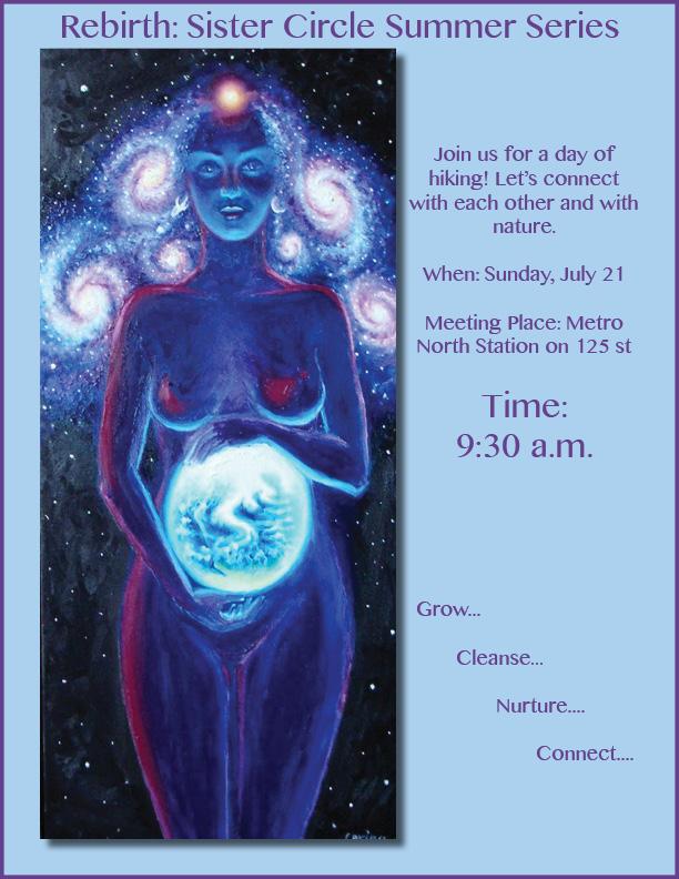 Rebirth: Sister Circle Summer Series