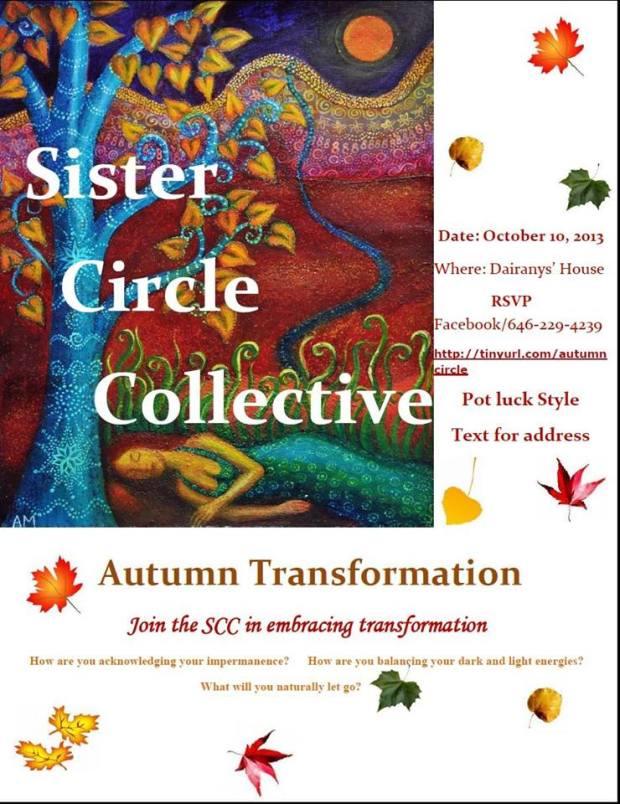 Transformation: Autumn Circle