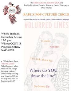 Rape/Pop Culture