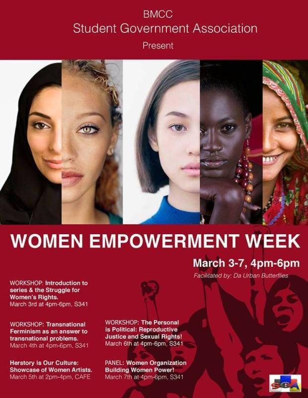 Women's Empowerment Week