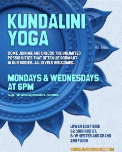 Kundalini Yoga LES